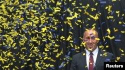 Jedan od oblika saradnje sa Haradinajem (na fotografiji) je i učešće poslanika Srpske liste u njegovoj Vladi
