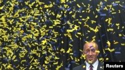 Koalicija Demokratske partije, Alijanse za budućnost Kosova i Inicijativa, čiji je kandidat za premijera Ramuš Haradinaj dobila je najveći broj glasova, 34 odsto