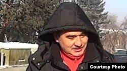 Активист экологического движения «Защитим Кокжайляу» Абай Ерекенов.