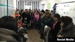 """Сироты Тувы, осужденные за """"ночевку"""" в агентстве по делам детей (архивное фото)"""