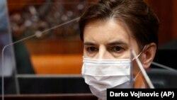 Premijerka Srbije Ana Brnabić