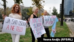 Prva trans parada u Beogradu