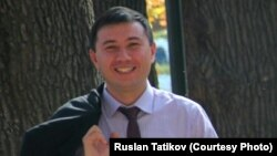 Руслан Татиков.