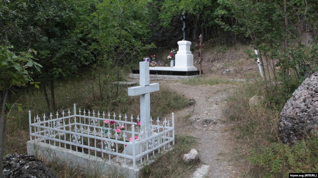 Кладбище монастыря