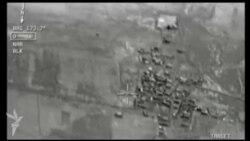 Novi vazdušni napadi turske vojske