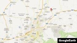 Kazakistan - (marrë nga Hartat e Google)