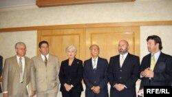 Лидеры кубинской оппозиции в Люблине