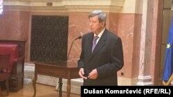Едвард Кукан, претставник на Европскиот Парламент.