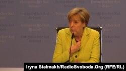 Kancelarja gjermane, Angela Merkel (ARKIV)