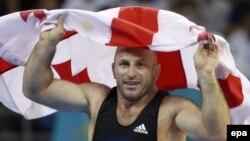 Из 25 медалей, которые завоевали грузинские олимпийцы за годы независимости, 15 добыли борцы