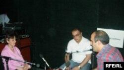 «Realnı Azərbaycan» qəzetinin baş redaktoru Eynulla Fətullayevlə söhbət, 26 avqust 2006