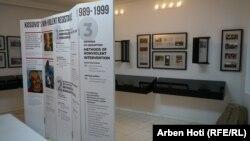 Shkumbin Brestovci thotë se e kishte konceptuar këtë si një ekspozitë të përhershme, por thotë se nuk varet prej tij se për sa kohë do të qëndrojë e hapur kjo ekspozitë.