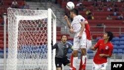 تیم ملی فوتبال ایران از رقابت های جام ملت های آسیا حذف شد.