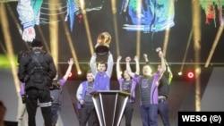 """Българите от """"Windigo Gaming"""" получават голямата награда на Световното гейминг състезание WESG"""