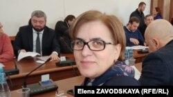 Депутат парламента Абхазии Натали Смыр