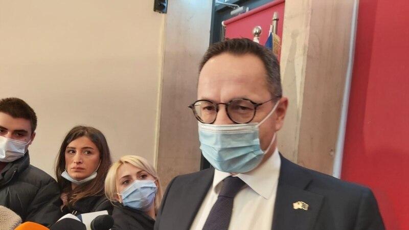Прибывший в Тбилиси член сейма Литвы призывает власти Грузии пойти на уступки оппозиции