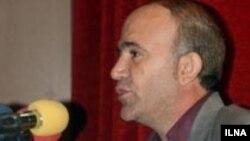 علیمحمد محمدی رئیس ستاد انتخاباتی حسن روحانی در ایوان