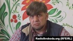 Торецький волонтер і активіст Володимир Єлець
