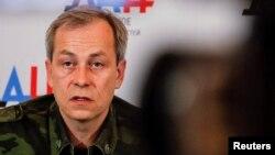 Едуард Басурін, так званий «заступник командувача корпусом Міноборони» угруповання «ДНР»