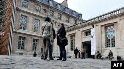 Музей Пикассо открылся в 1989 году в одном из особняков квартала Марэ.
