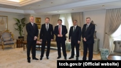 Samit u Ankari, 15. maj 2013.