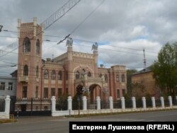Здание ФСБ в Кирове