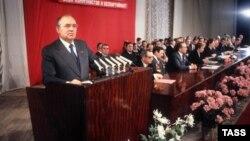 Mihail Gorbačov, 1980.