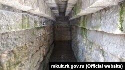 Царський курган у Керчі після повені, серпень 2021 року