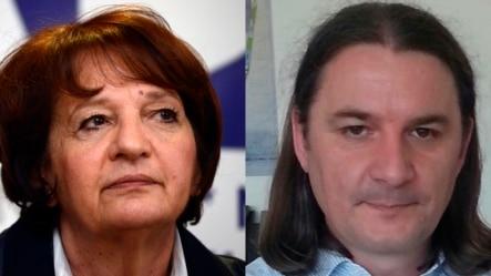 Vesna Rakić-Vodinelić i Goran Šimić