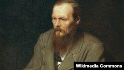 Портрет писателя Федора Михайловича Достоевского