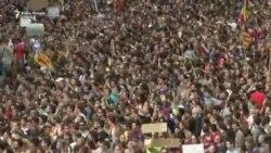Grevă generală în Catalonia împotriva violențelor poliției spaniole de duminică