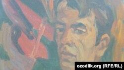 Азимжон Асқаров. Автопортрет.