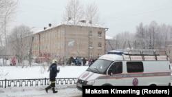 Школа № 127 в Перми