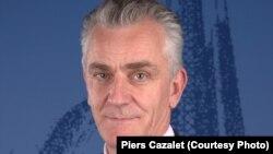پییرز کازالیت، سخنگوی ناتو