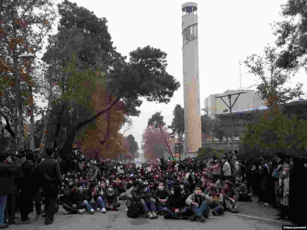 دانشجویان دانشگاه تهران - گالری عکس و فیلم