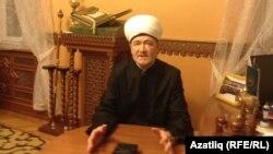 Мөфти Равил хәзрәт Гайнетдин