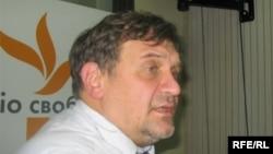 Олексій Гарань, політолог