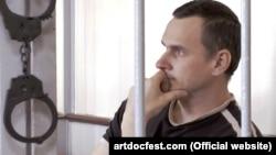 Олег Сенцов. Кадр із фільму «Процес»