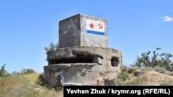 Так сегодня выглядит 365-я зенитная батарея – форт «Сталин»