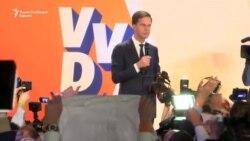 Холандскиот премиер Руте го победи антиисламистот Вилдерс