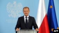 Полскиот премиер Доналд Туск