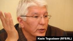 Марат Әсіпов, Ratel.kz сайтының редакторы.