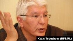 Ratel.kz сайтының редакторы Марат Әсіпов. Алматы, 28 қараша 2016 жыл.