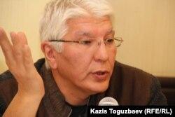 Редактор сайта Ratel.kz Марат Асипов. Алматы, 28 ноября 2016 года.