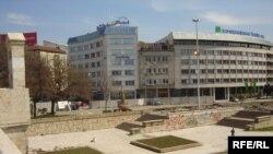 Плоштад во Скопје