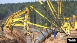 Nabucco is still far short of the $12 billion needed to get the pipeline built.