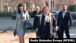 Архивска фотографија, Специјалните јавни обвинителки Фатиме Фетаи и Катица Јанева отворија истрага именува како Труст во која е осомничен Сеад Кочан