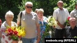 Госьці з Украіны