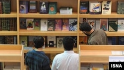 Iran's Culture Ministry must approve all books before they're published.