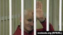 Алесь Бяляцкі ў судзе, 2011 год